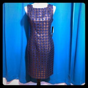 Dress by Leslie Fay, size 6 career or casual